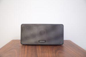Sonos smart speaker